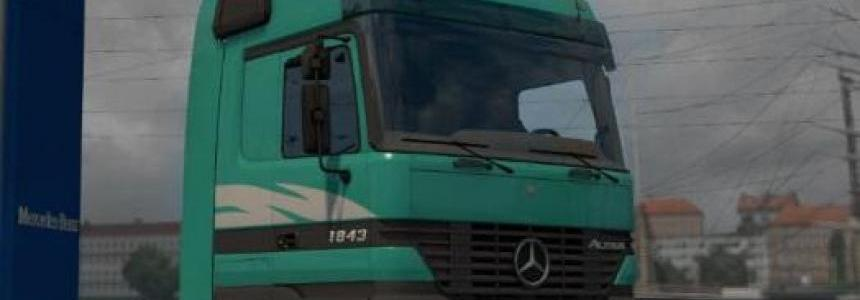 Mercedes-Benz Actros 1.21.x