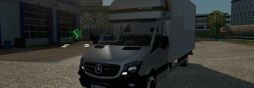 Mercedes Sprinter 2015 1.21.x