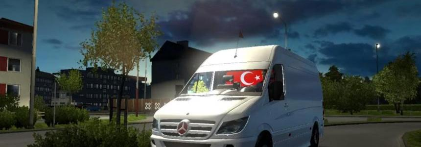 Mercedes Sprinter Tuning 1.21.x