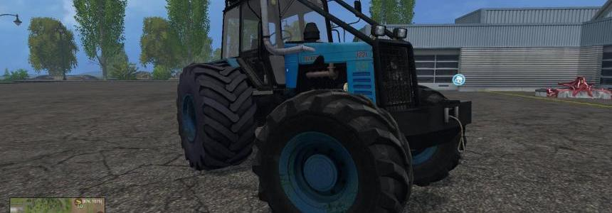 MTZ1221 - New Engine FS 15