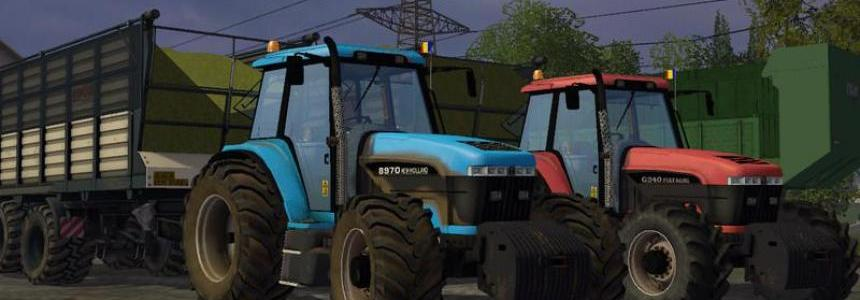 New Holland 8970 G240 v1.0