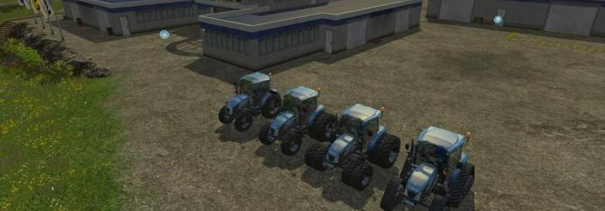 New Holland T.475 Pack v1.0