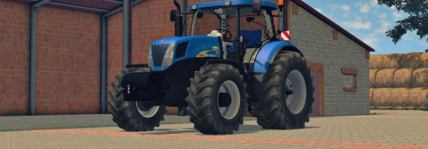 New Holland T7040 v2.0