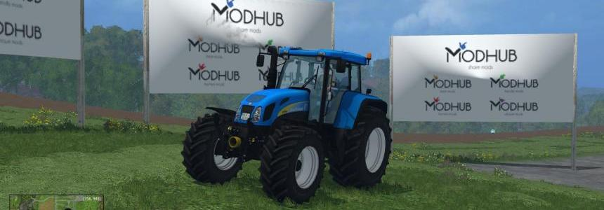 New Holland T7550 v4