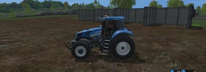 New Holland T8.320 v1.0.0