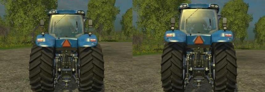 New Holland T8.435 Wheels v0.2