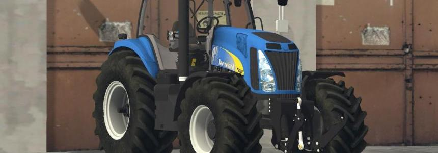New Holland T8020 v5.0