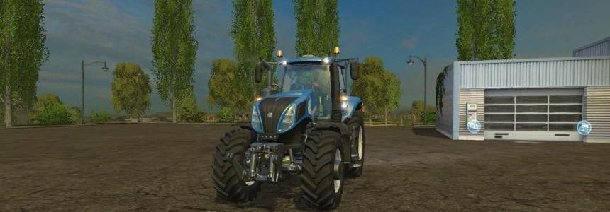 New Holland T8435 v2.0