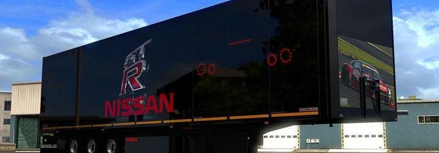 Nissan GTR Trailer 1.21.x