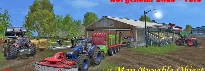 Norge Holm v5.0 SoilMod GMK Mod MBO