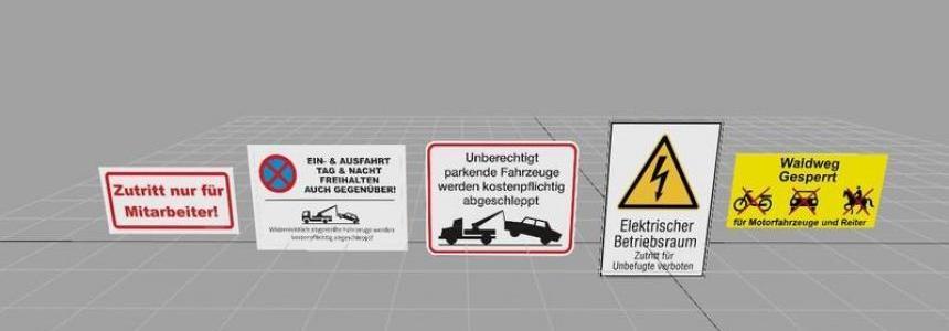Panels Signs v1.0