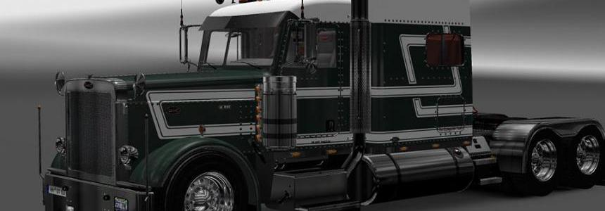 Peterbilt 389 Macinnes Transport Skin