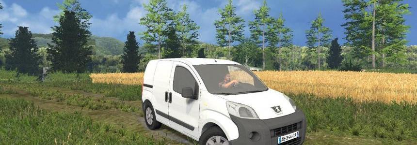 Peugeot Bipper v1.0