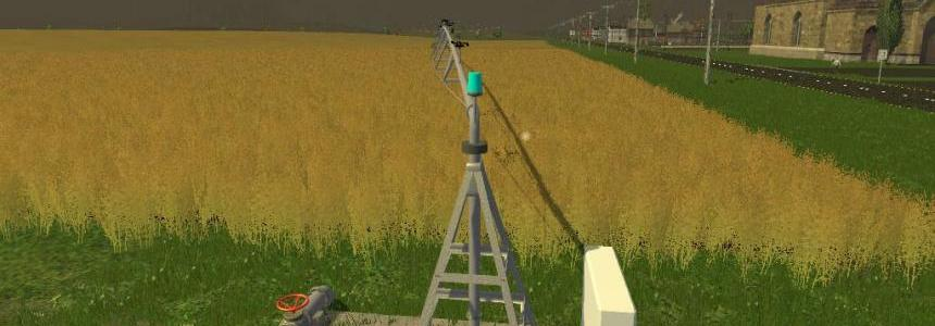 Pivot irrigation v1