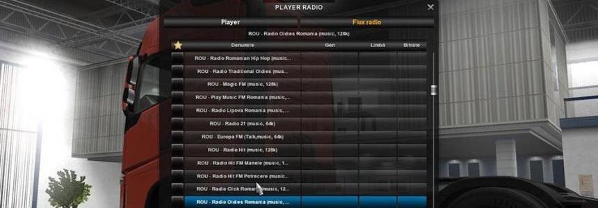 Radio Romanian v3.0