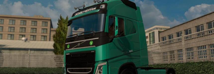 [REL] Volvo FH & FH16 2012 Reworked