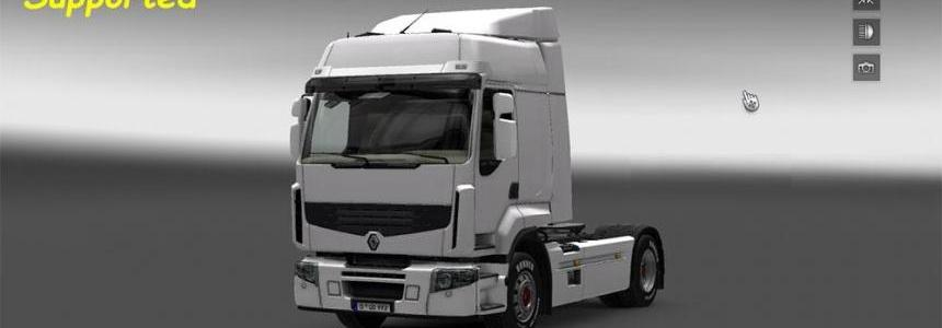 Renault Premium Dark Blinds 1.21.x