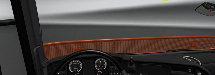 RJLs Scania R interior/Exterior Rework BETA