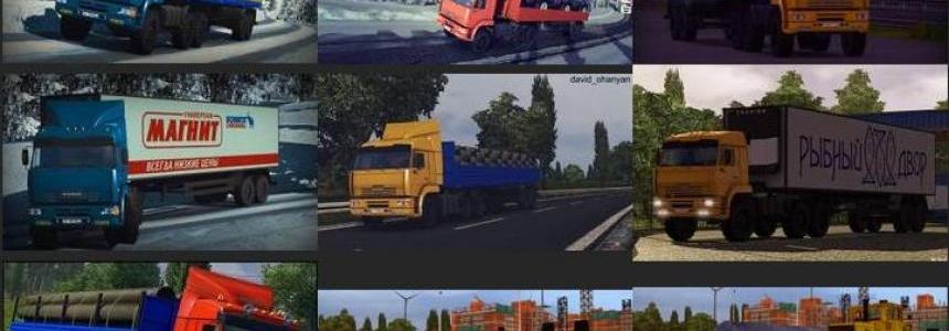 Russian Trailer Park 1.21.х - 1.22.х