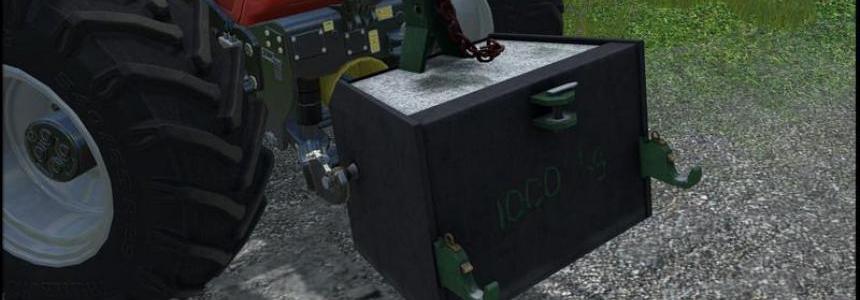 Sauter 1000kg v1.0