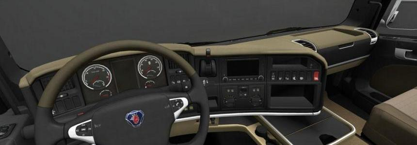 Scania R Interior/Exterior Rework