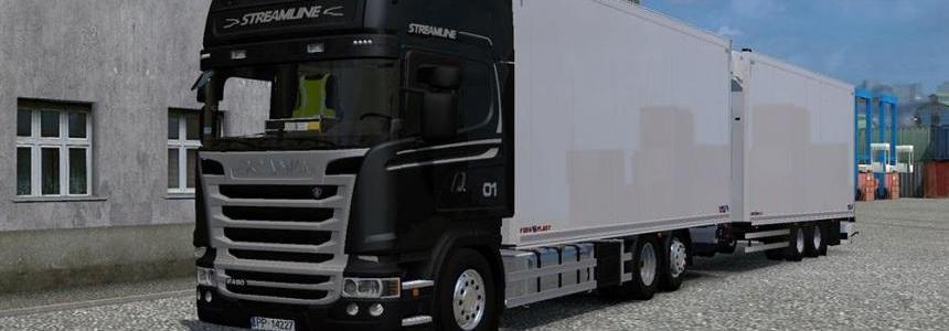 Scania R450 Streamline Tandem v1.3