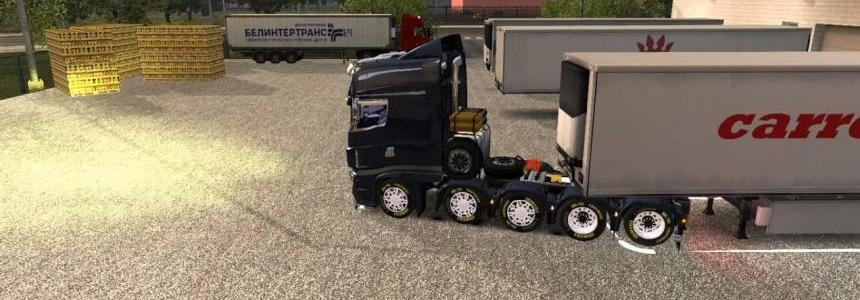 Scania R700 AU44 1.21