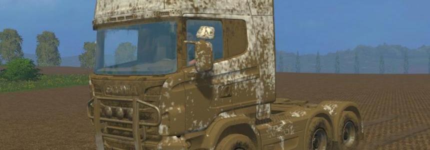 Scania R730 Topline v 1.1 camera fix