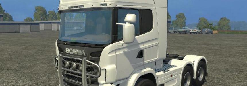 Scania R730 Topline  v 1.2 Final