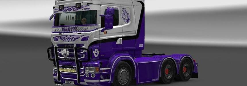 Scania RJL Jennse Grendolph Skin