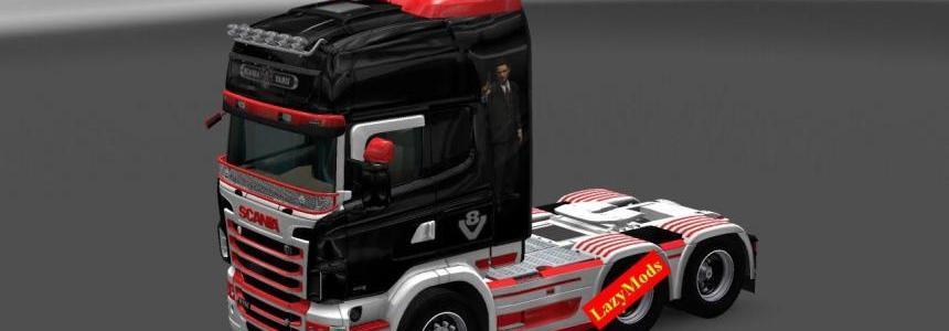 Scania RJL V8 Mafia 2 [LazyMods]
