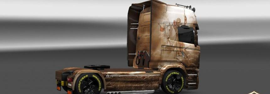 Scania Streamline Hors Skin