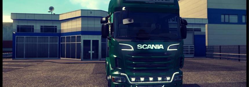 Scania V8 Topline 1.21x