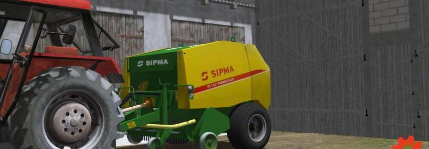 Sipma PS 1221 Farma Plus (FS2013) v1.0