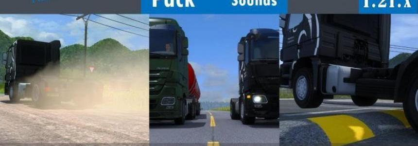 Sound Fixes Pack + Hot Pursuit Sounds v7.2