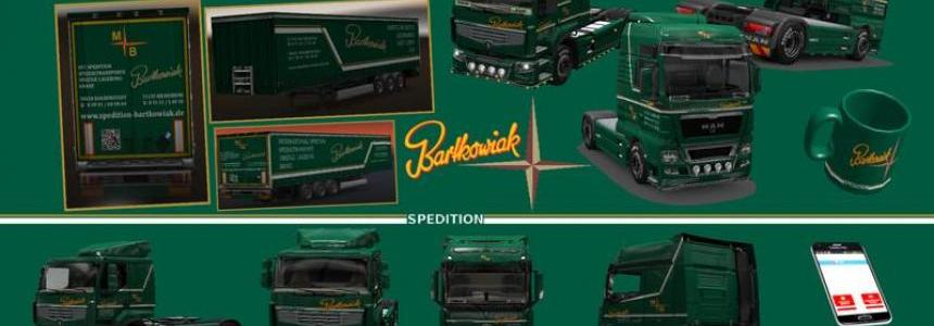Spedition Bartkowiak Pack v1.6