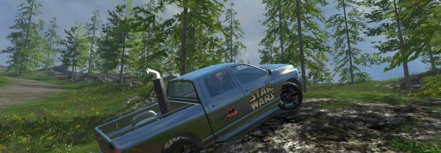 Star Wars Fun Car v1.0 Beta