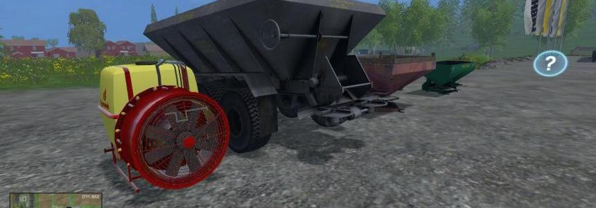 Technology Pack fertilizer v1