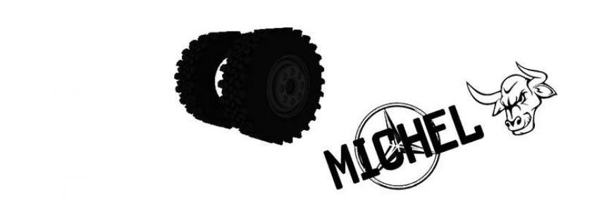 Tires for Unimog FS13 v1.0