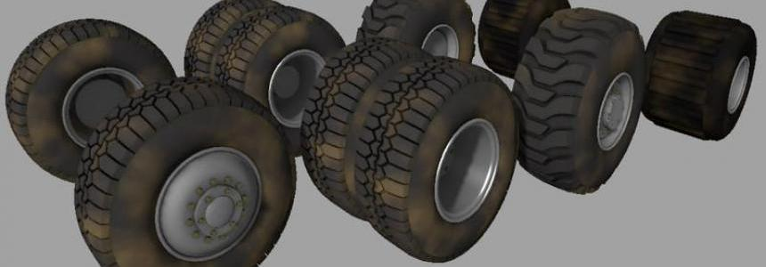Tires Pack v1.0 WSB