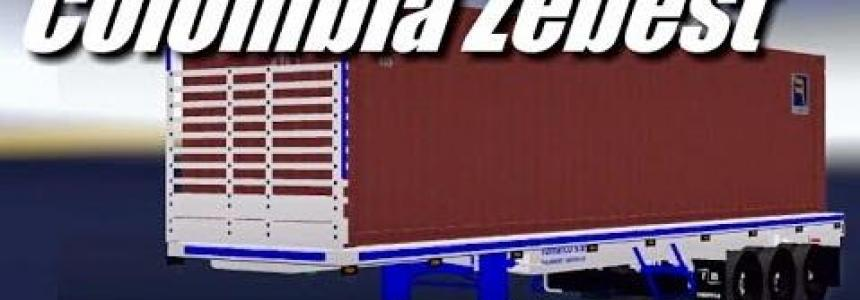 Trailer Pack Colombia Zebest