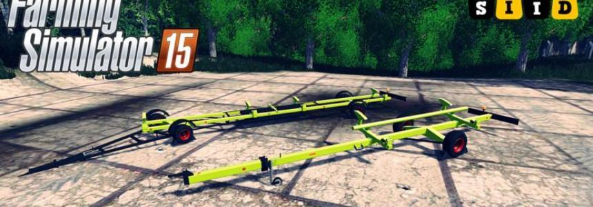 Trailers Claas v1.0