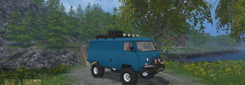 UAZ 452 Offroad v1.0