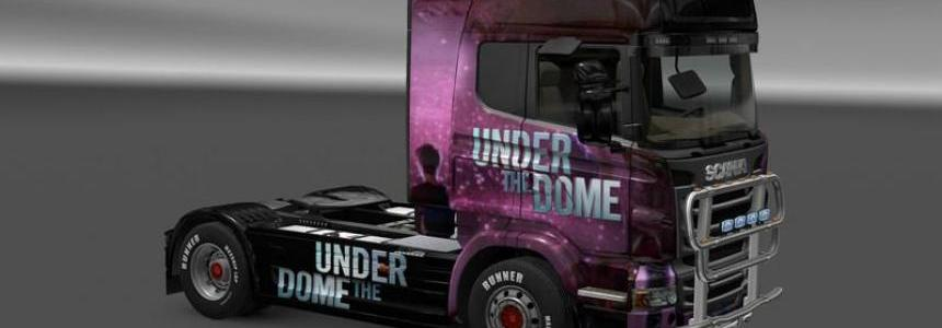 Under The Dome Scania R 2009 v1.0