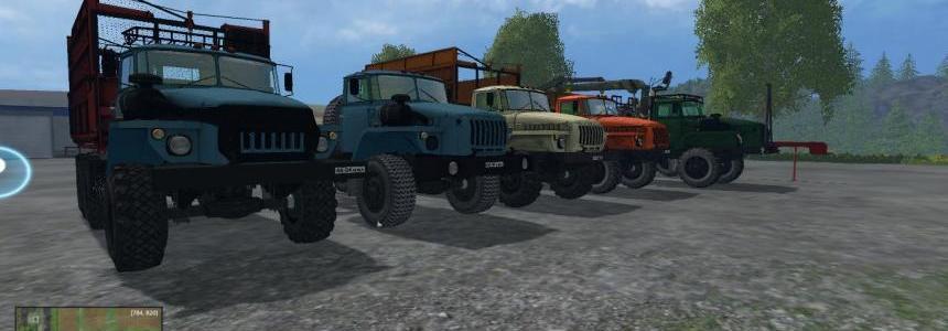 Ural Pack v2.0