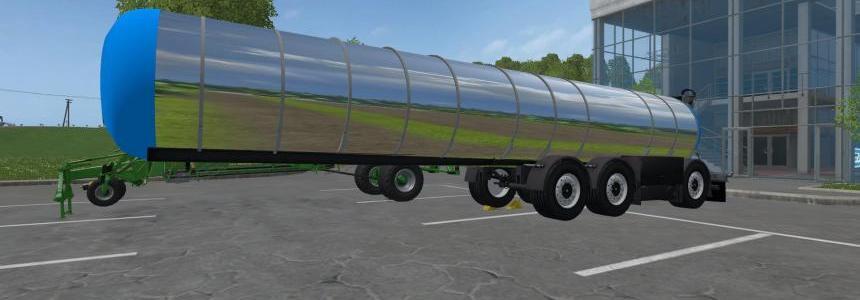 VMT Tarn Liquid Manure Trailer v1