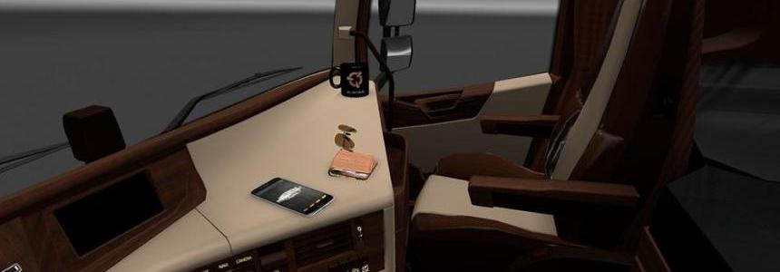 Volvo FH 2012 Luxury Interior