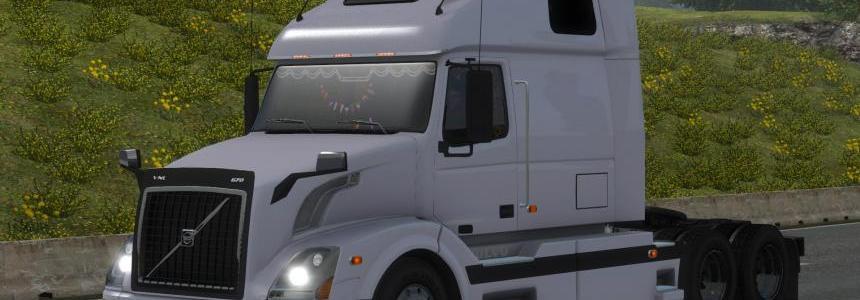 Volvo VNL 670 1.23