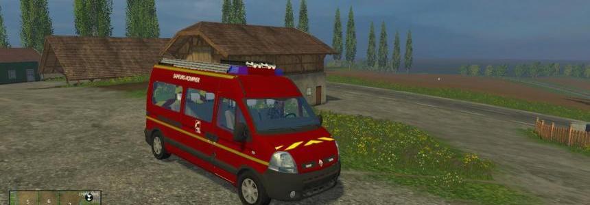 VTU/VTP Sapeurs-Pompiers v1.0
