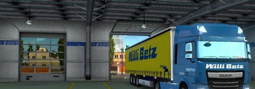 Willi Betz Skin Pack Update